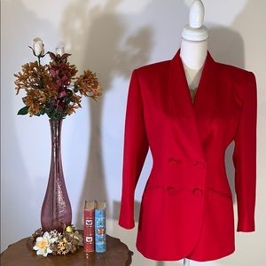 🌹 Adolfo Atelier Suit Coat 🌹